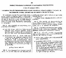 Dekret Polskiego Komitetu Wyzwolenia Narodowego z dnia 31 sierpnia 1944 r. o wymiarze kary dla faszystowsko-hitlerowskich zbrodniarzy winnych zabójstw i znęcania się nad ludnością cywilną i jeńcami oraz dla zdrajców Narodu Polskiego. Dz.U. z 1944 r. Nr 4 poz. 16
