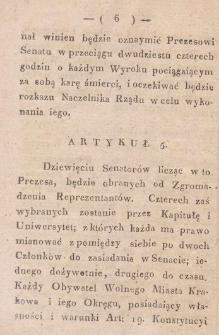 Prawo Rzeczypospolitej Krakowskiej