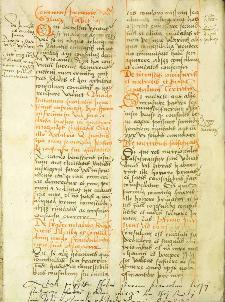 Hybrid manuscripts of Magdeburg Weichbild